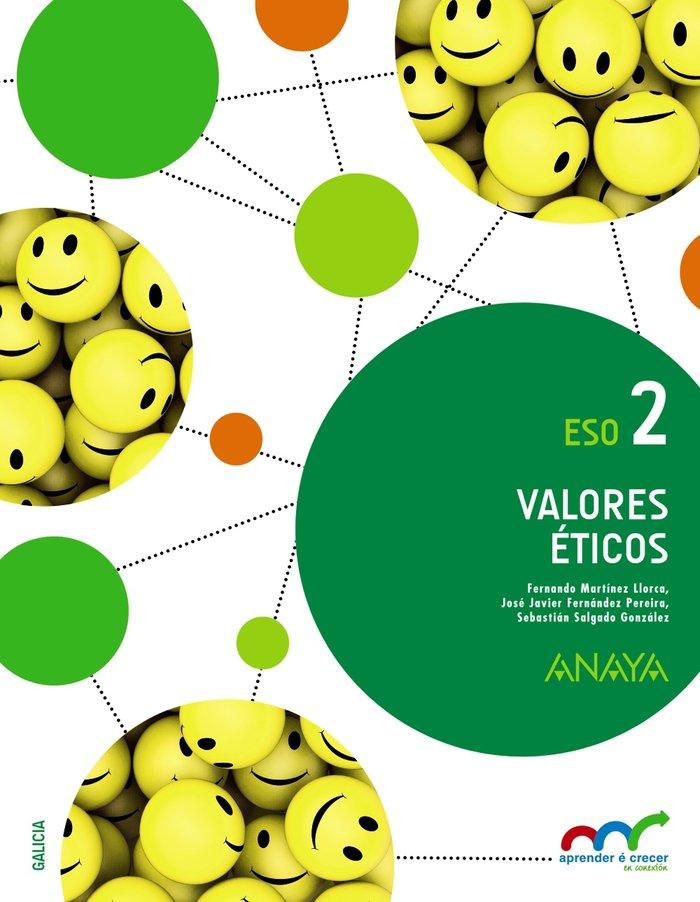 Valores eticos 2ºeso galicia 16 aprender crecer