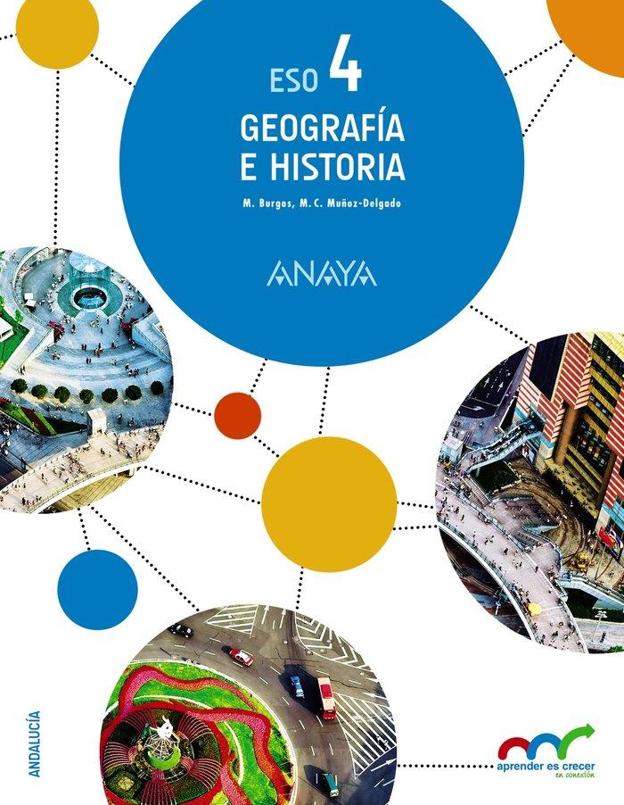 Geografia historia 4ºeso andalucia 16 bilingue
