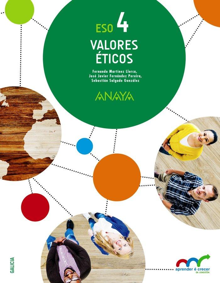 Valores eticos 4ºeso galicia 16 aprender crecer co