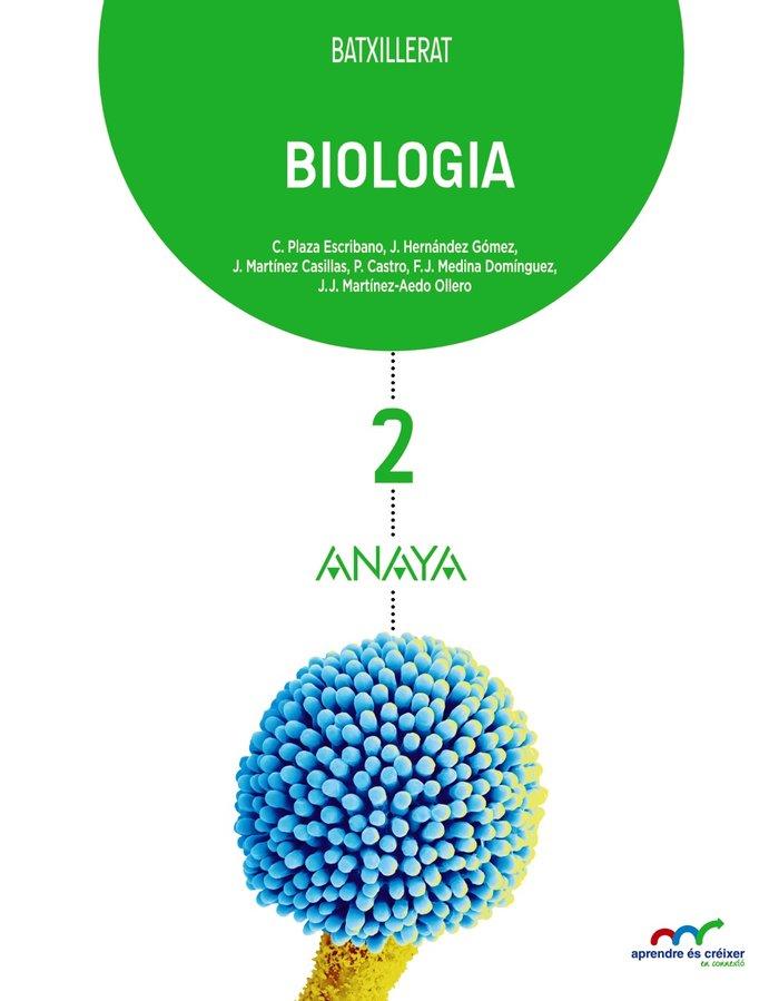 Biologia 2ºnb valencia/baleares 16 aprendre creixe
