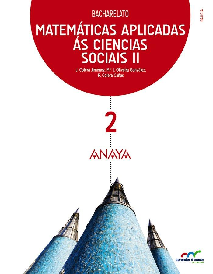 Matematicas ii 2ºnb cc.ss galicia 16