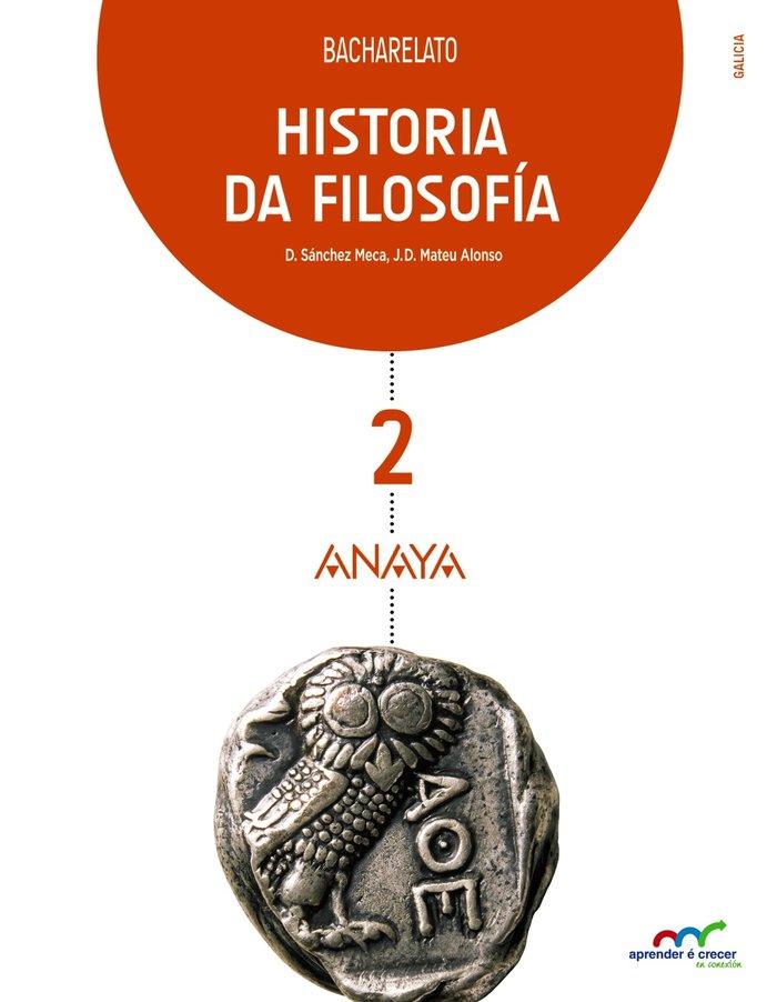 Historia filosofia 2ºnb galicia 16 aprender crecer