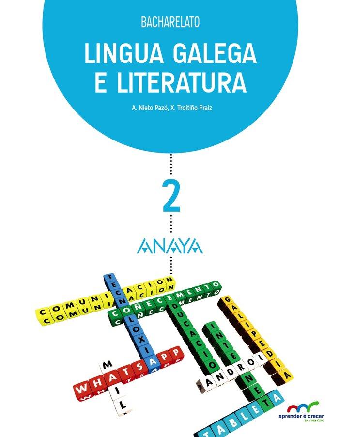Lingua literaturas galegas 2ºnb galicia 16