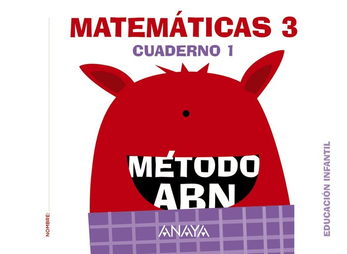 Matematicas abn nivel 3 cuaderno 1 ei 16