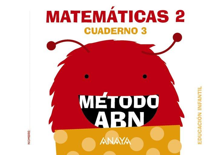 Matematicas abn nivel 2 cuaderno 3 ei 16