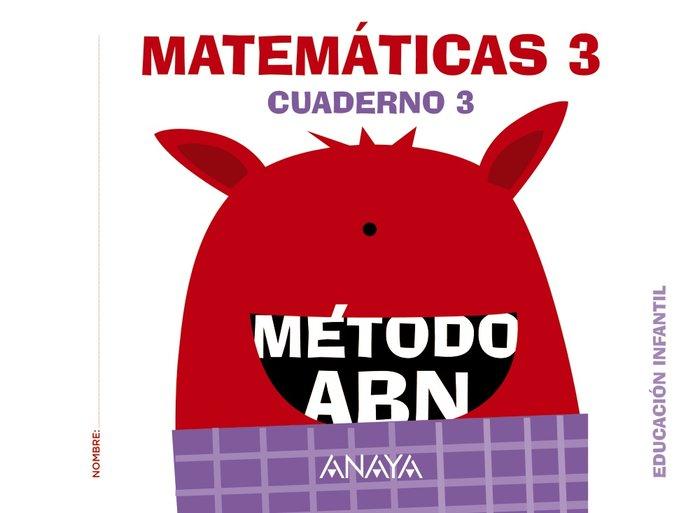 Matematicas abn nivel 3 cuaderno 3 ei 16