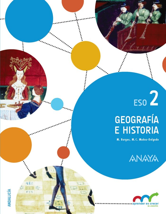 Geografia historia 2ºeso andalucia 16 bilingue
