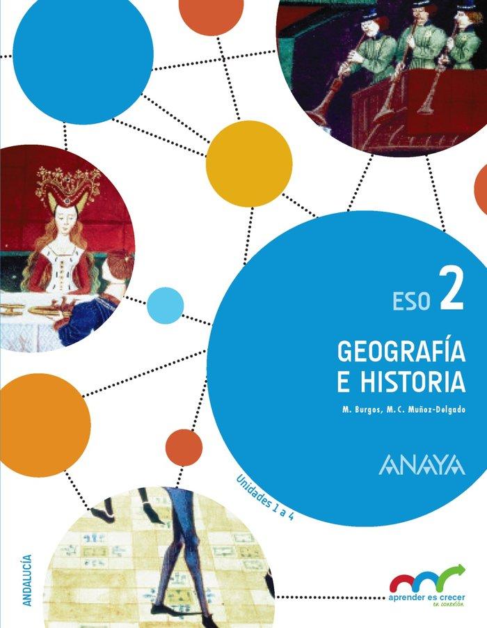 Geografia historia 2ºeso trim.16 andaluc.bilingue