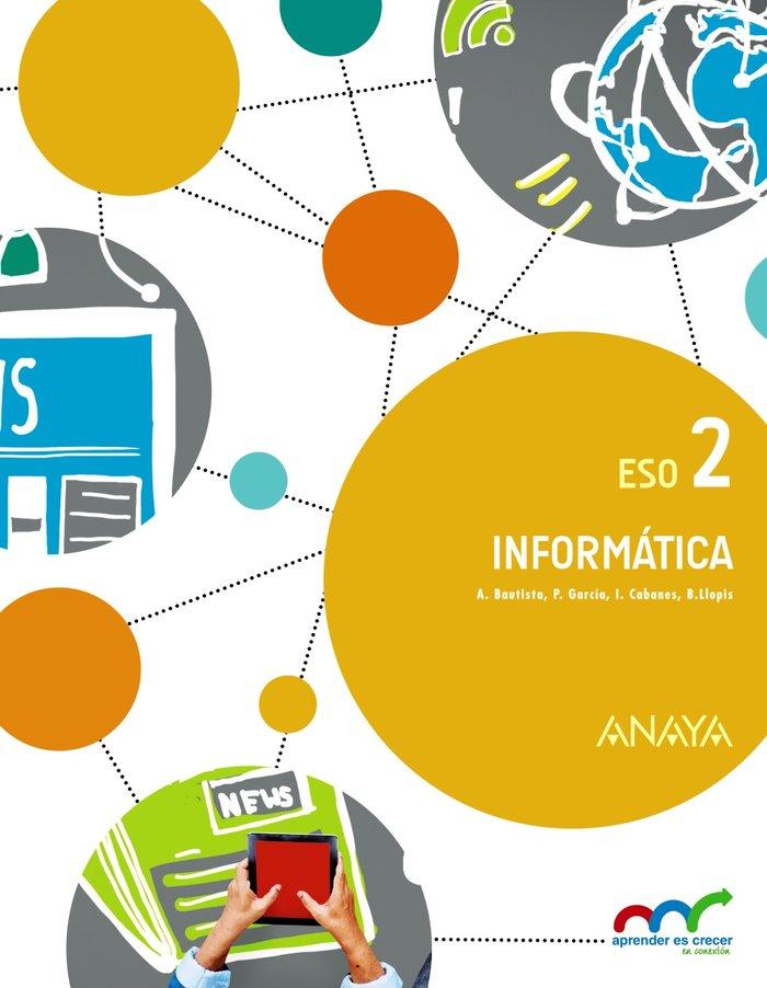 Informatica 2ºeso valencia 16 aprender es crecer
