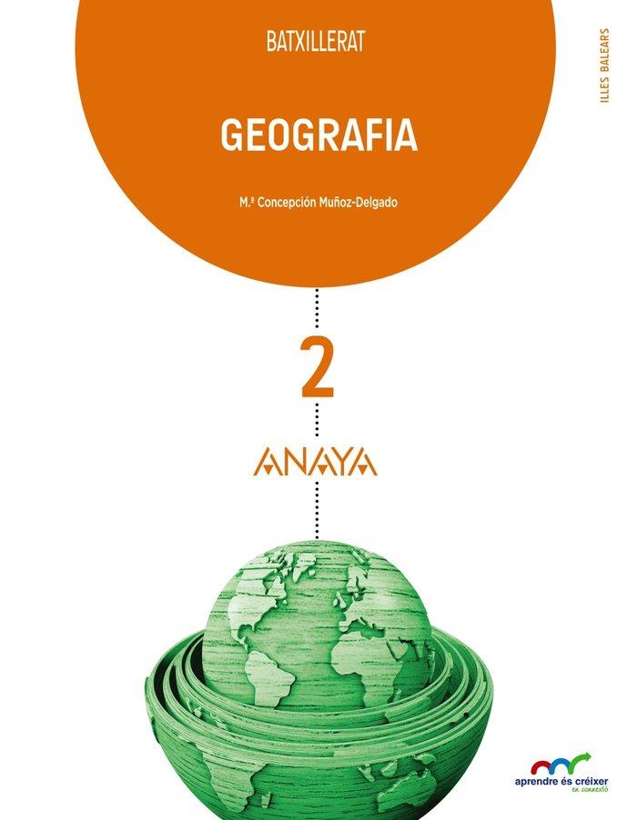 Geografia ii 2ºnb baleares 16 aprendre es creixer