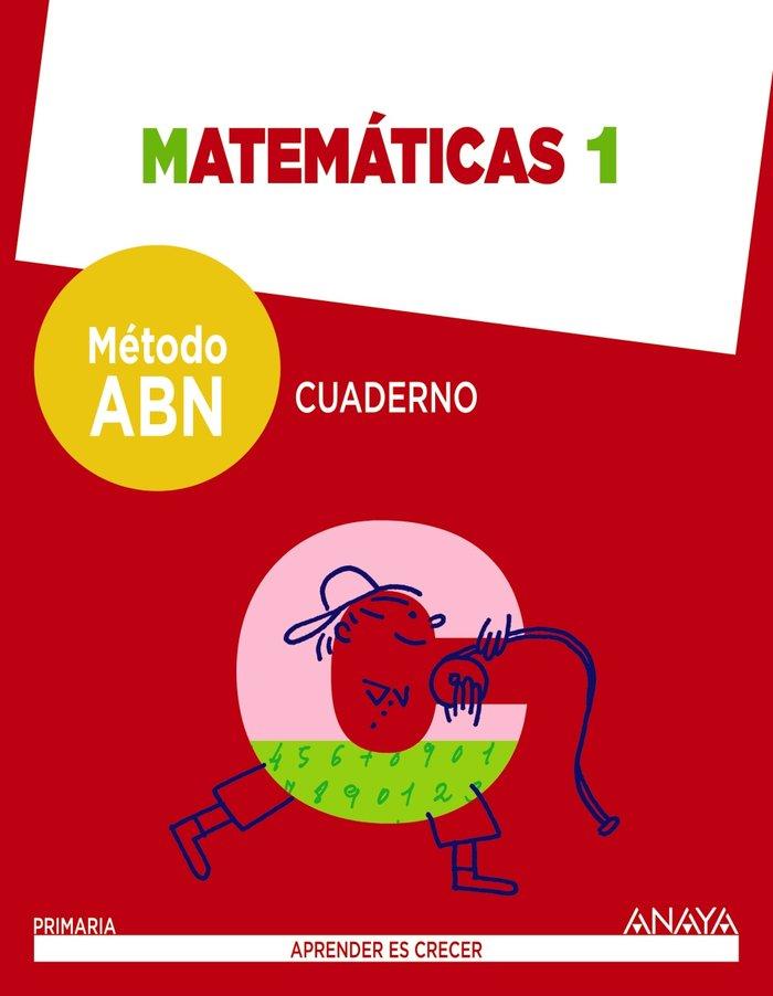 Cuaderno matematicas 1ºep abn 16