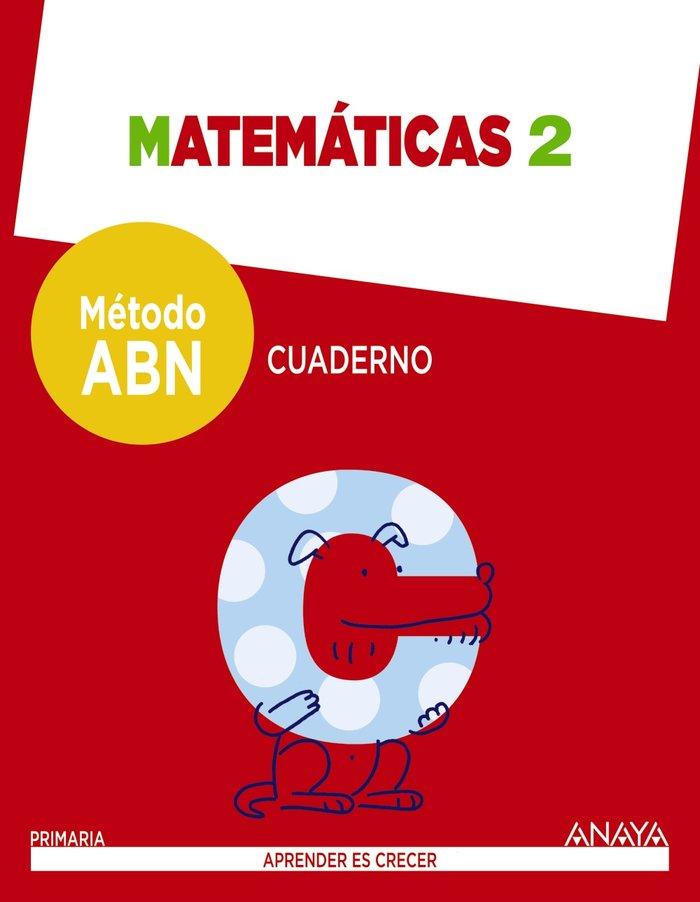 Cuaderno matematicas 2ºep abn 16