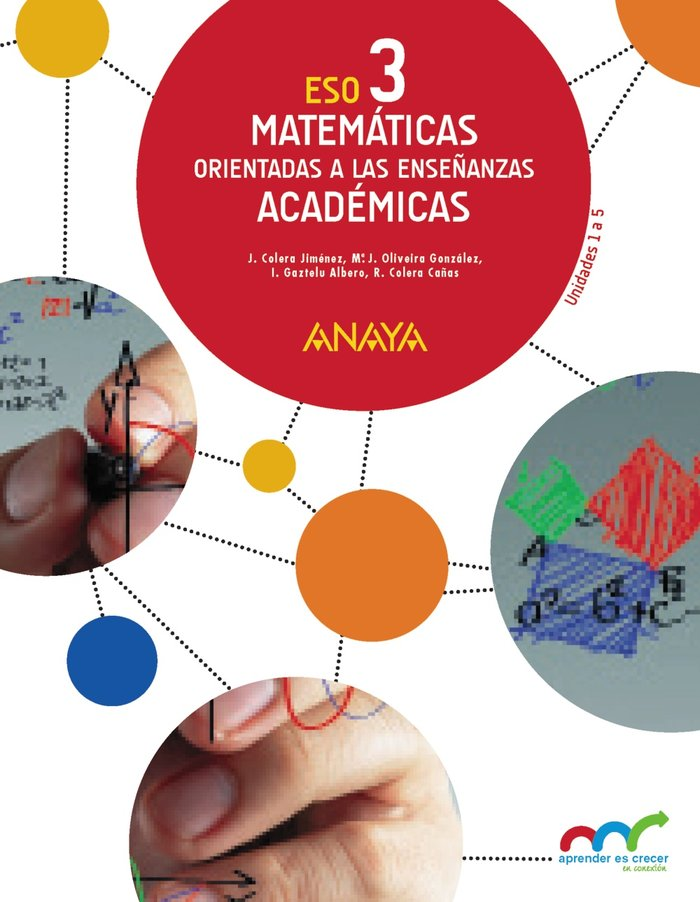 Matematicas or.ens.academ.3ºeso tr.16 andal.+in fo