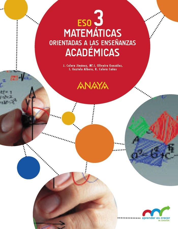 Matematicas or.ens.academ.3ºeso 16 andal+in focus