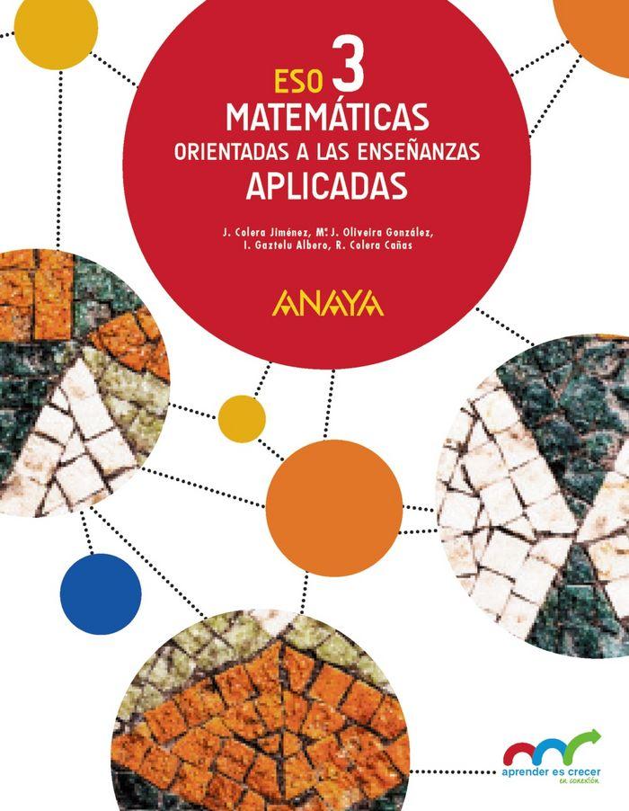 Matematicas or.ens.aplicadas 3ºeso 16 andal.+in fo