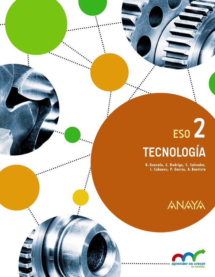 Tecnologia 2ºeso andalucia 16 aprender crecer cone