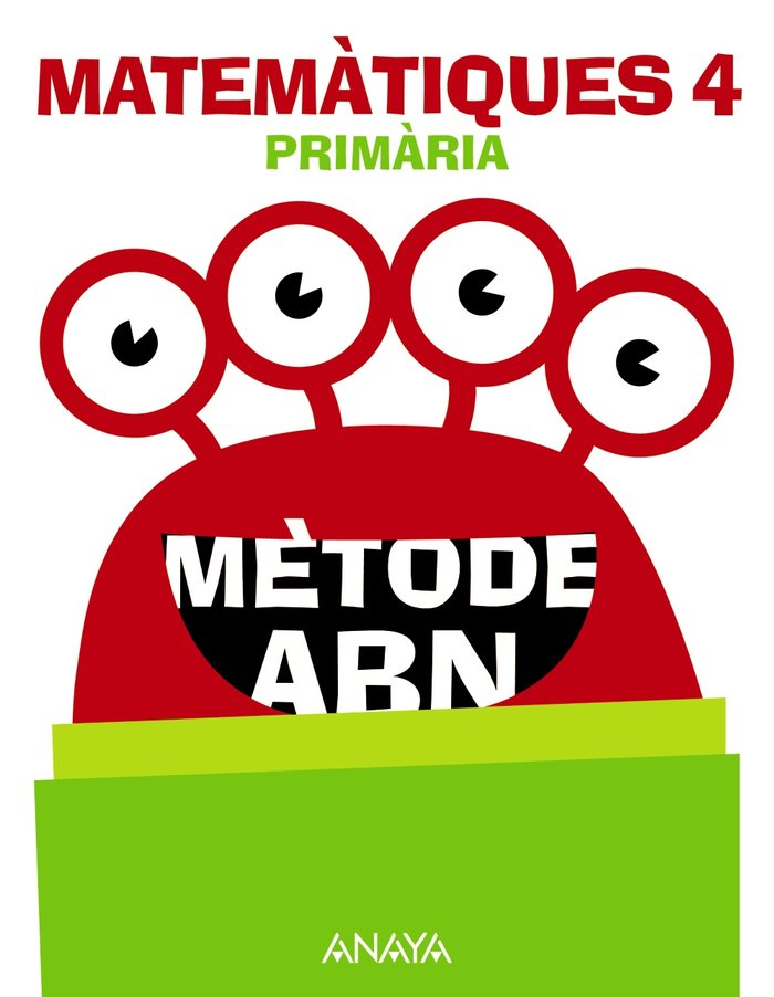 Matematiques 4. metode abn.