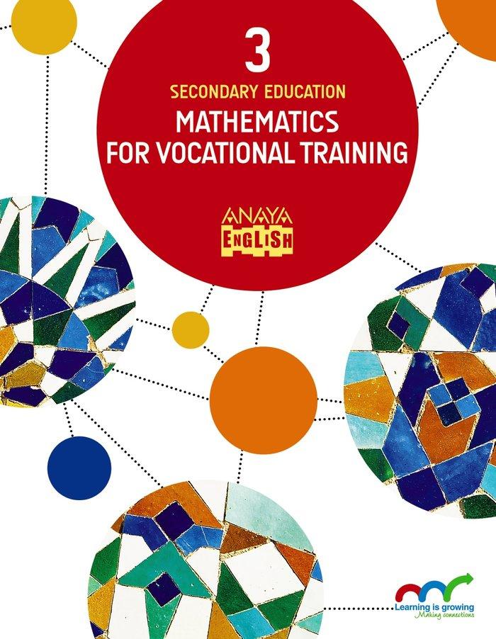 Mathematics for vocat.training 3ºeso 16 andalucia