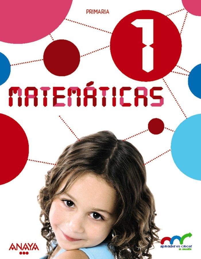 Matematicas 1ºep +cuaderno c.leon 16