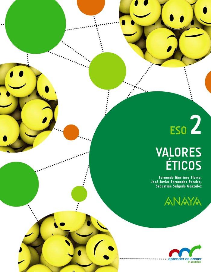 Valores eticos 2ºeso andalucia 16 aprender crecer