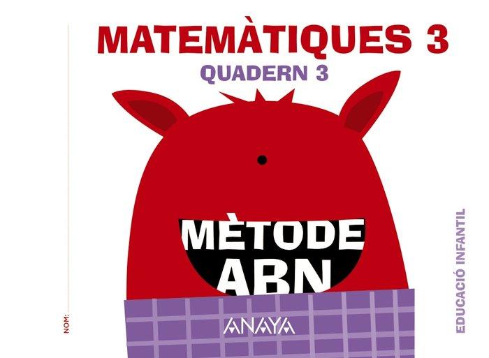 Matematiques abn 5años niv.3 quadern 3 ei 16