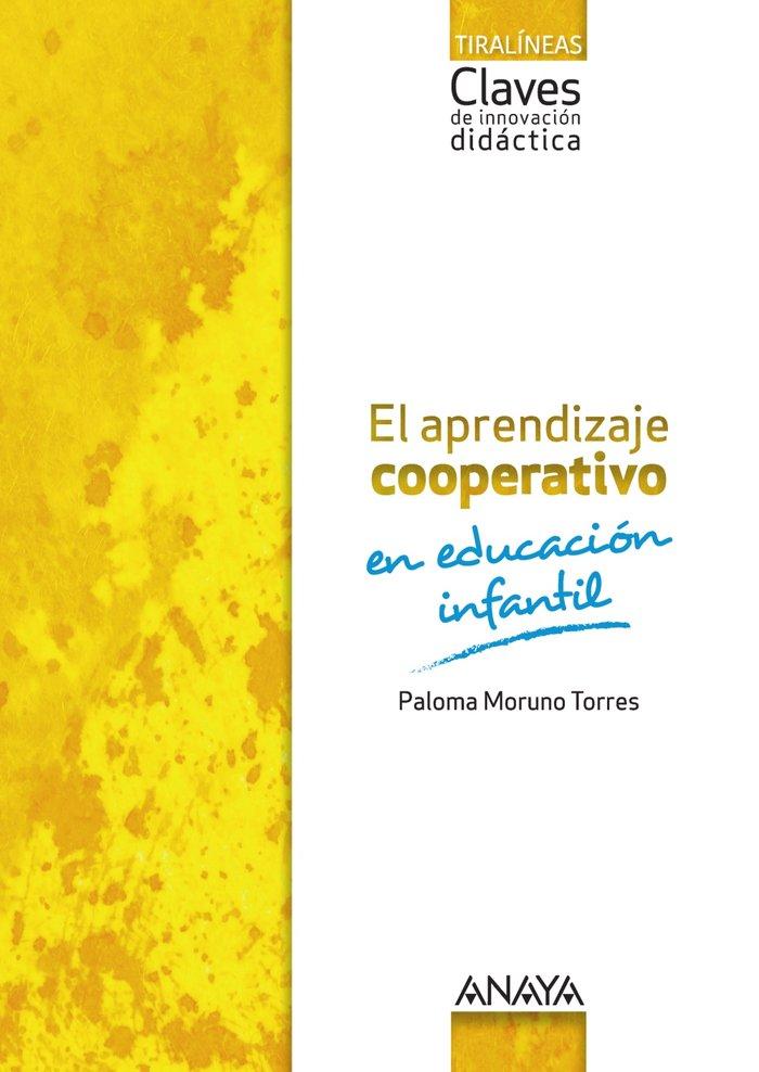 Aprendizaje cooperativo en ed.infantil,el 17 ei