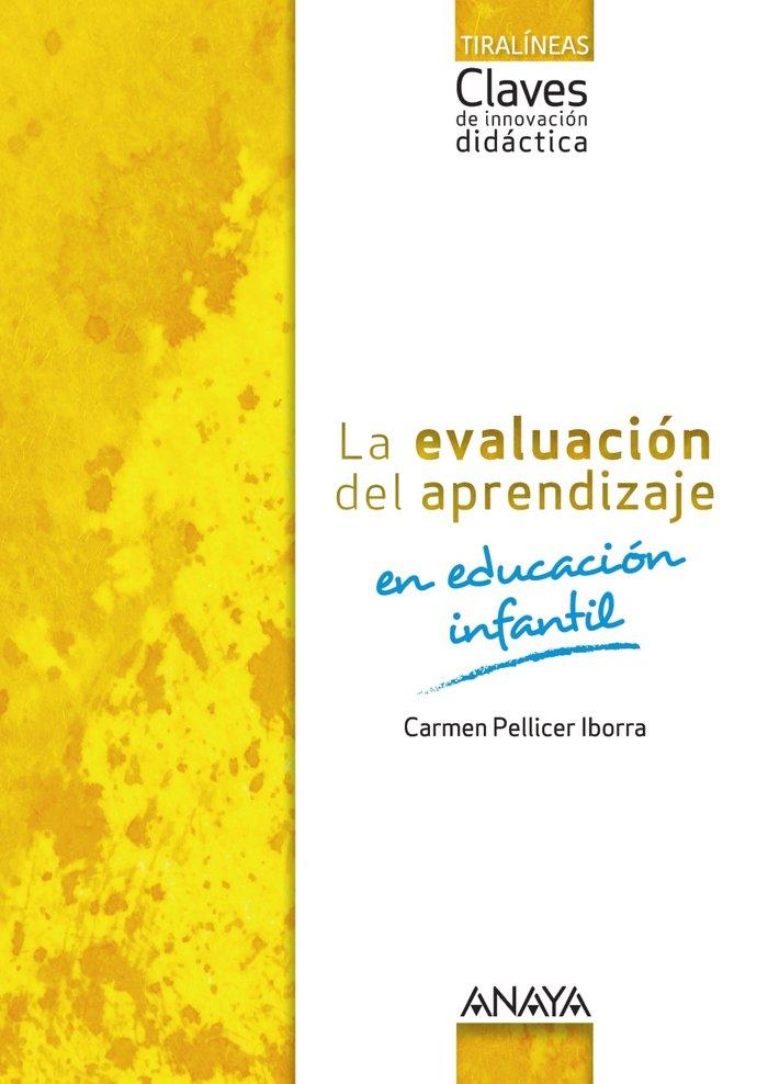 Evaluacion aprendizaje ed.infantil 17 ei