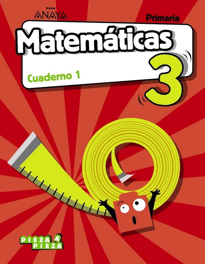 Cuaderno matematicas 1 3ºep valencia 19