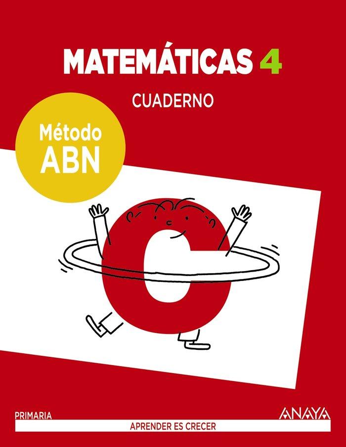 Cuaderno matematicas 4ºep abn 17