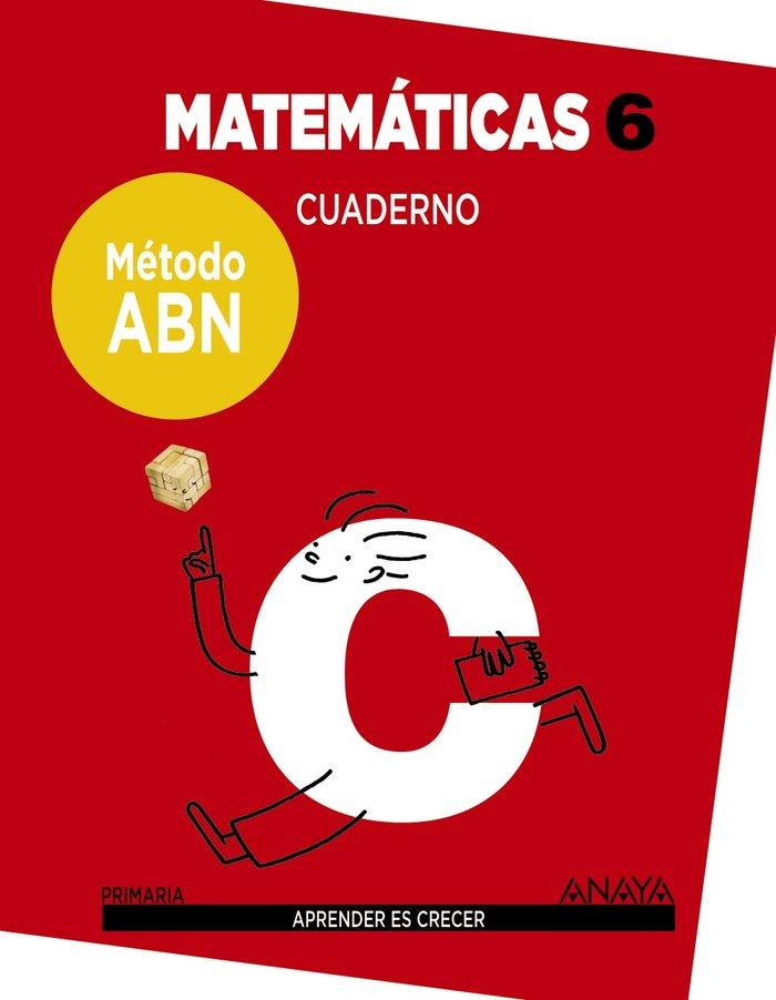 Cuaderno matematicas 6ºep abn 17