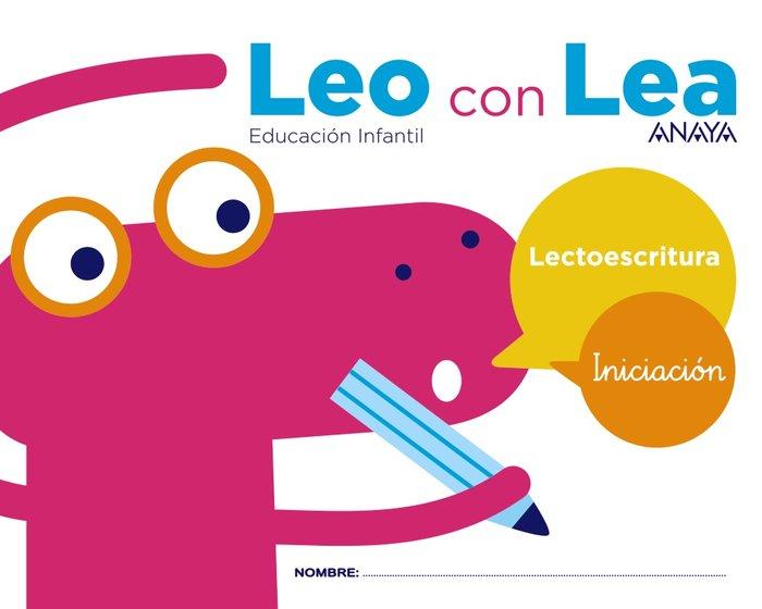 Leo con lea iniciacion ei 17