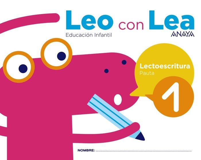 Leo con lea 1 pauta ei 17