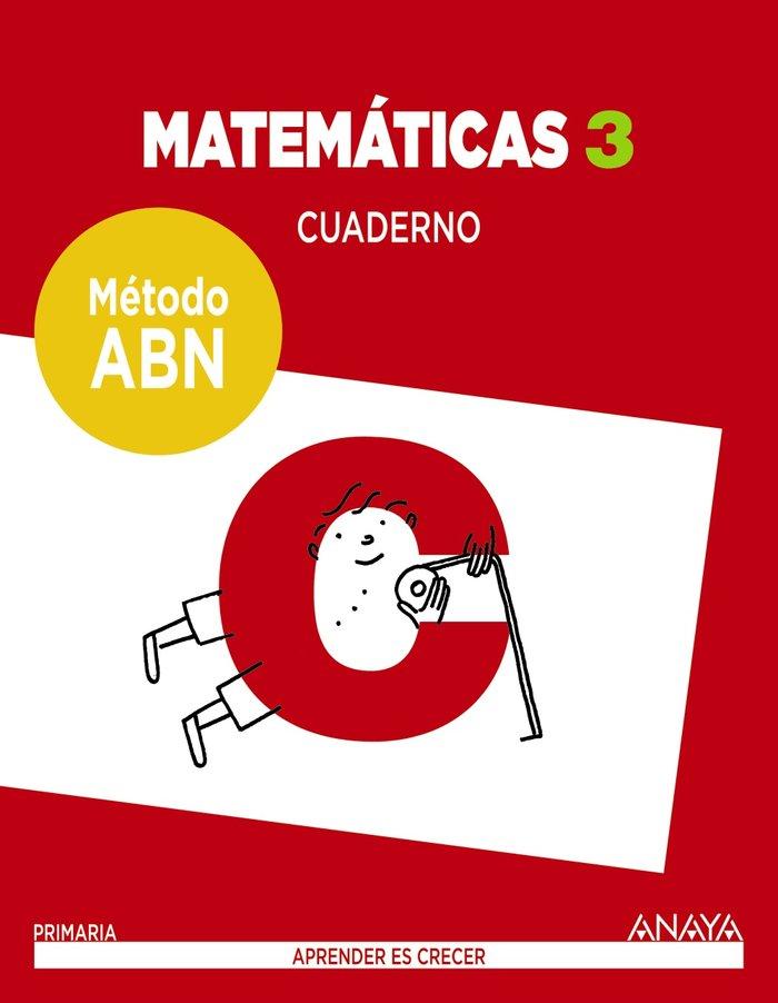 Cuaderno matematicas 3ºep abn 17