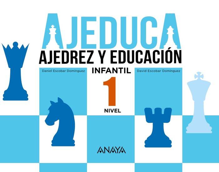 Ajeduca 1 ei ajedrez y educacion 17