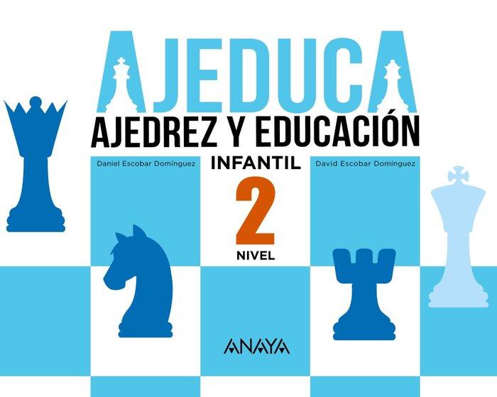 Ajeduca 2 ei ajedrez y educacion 17