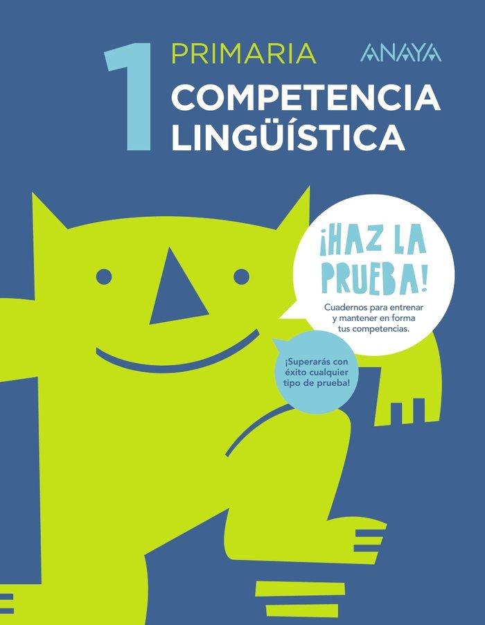 Competencia linguistica 1 ep haz la prueba 17