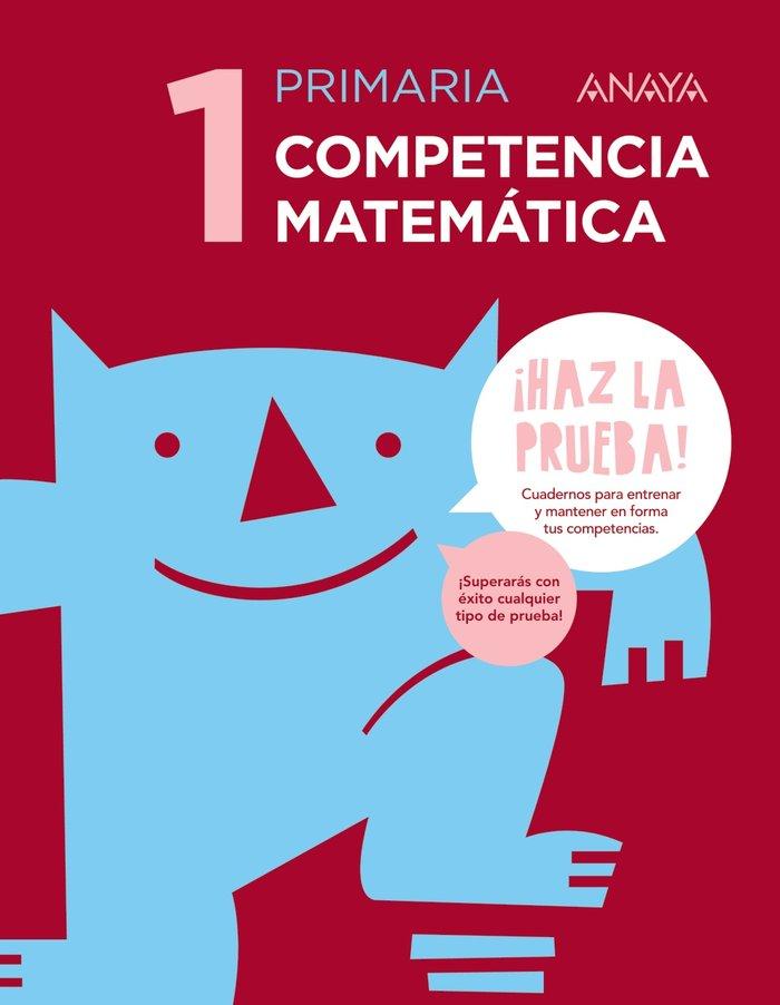 Competencia matematica 1 ep haz la prueba 17