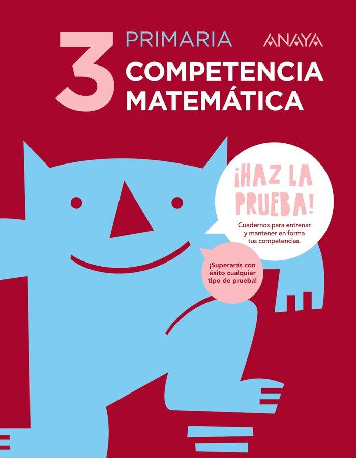 Competencia matematica 3 ep haz la prueba 17