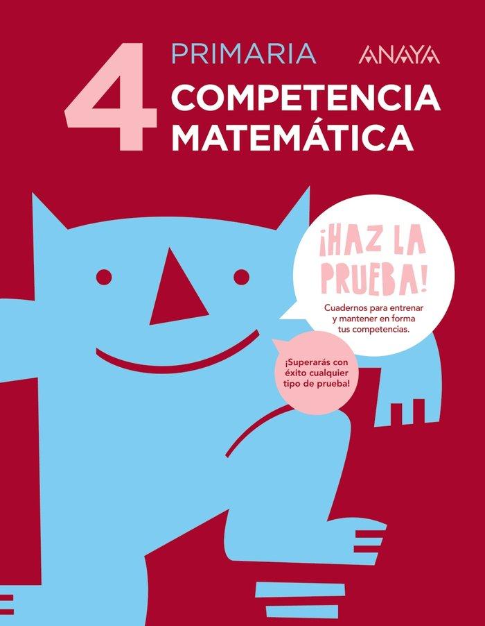 Competencia matematica 4 ep haz la prueba 17