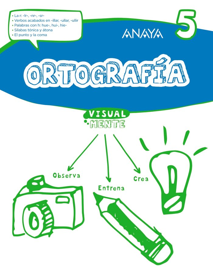 Ortografia 5 ep visualmente 17