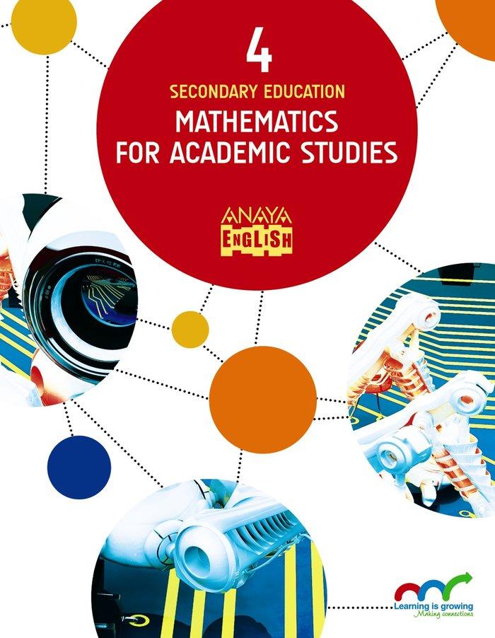 Mathematics for academic studies 4ºeso 17
