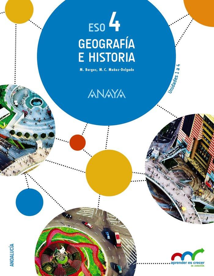 Geografia historia 4ºeso trimest.andalucia 17