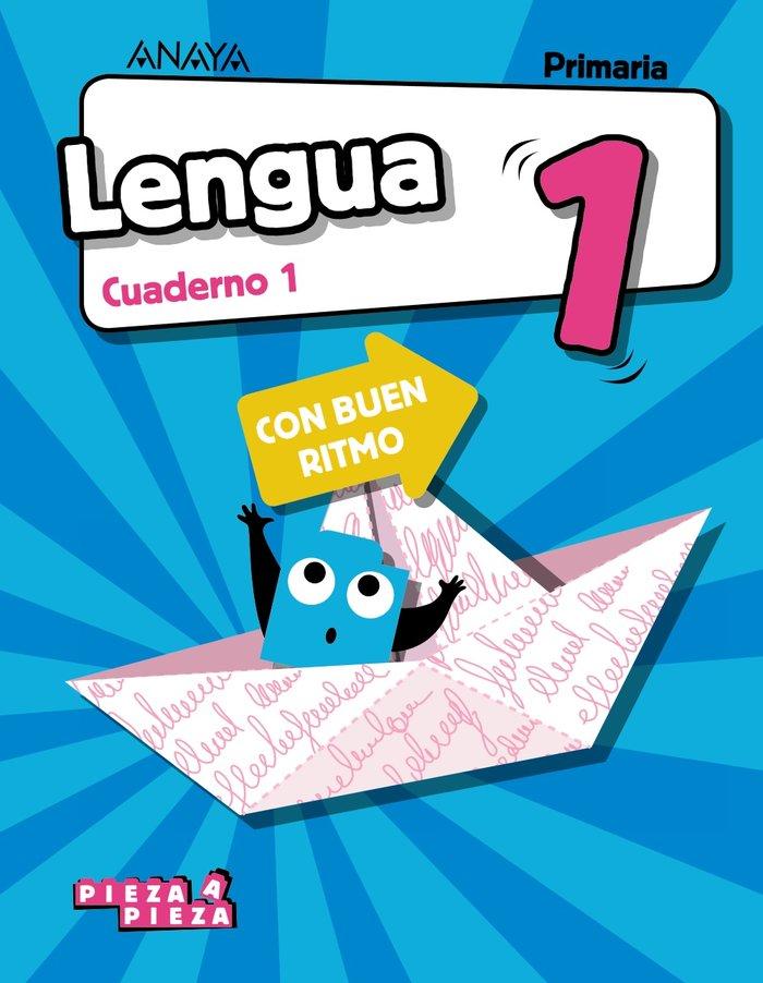 Cuaderno lengua 1 1ºep con buen ritmo 18