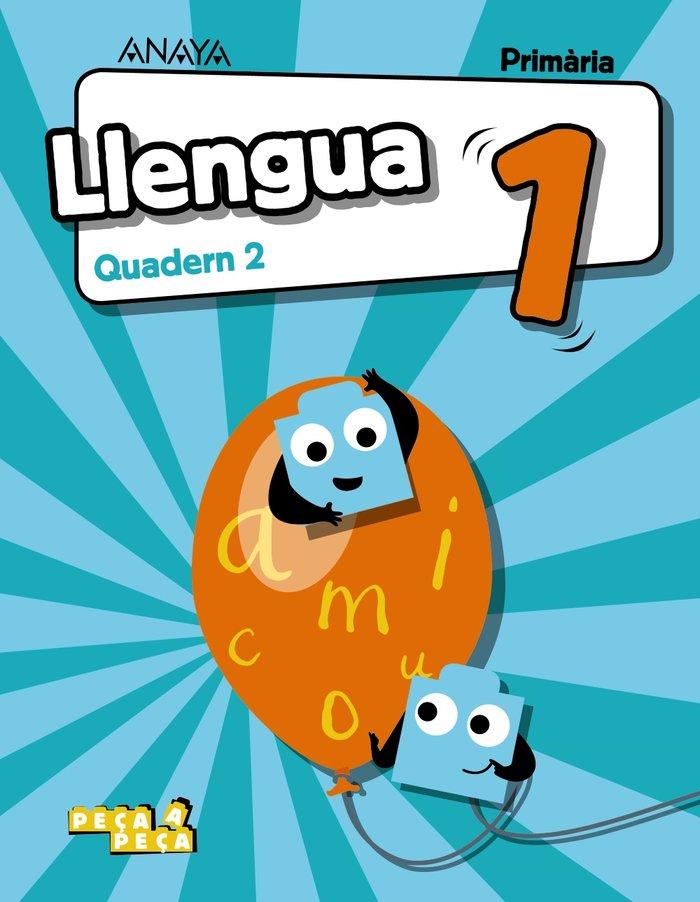 Quadern llengua 2 1ºep valenciano 18 peca a peca