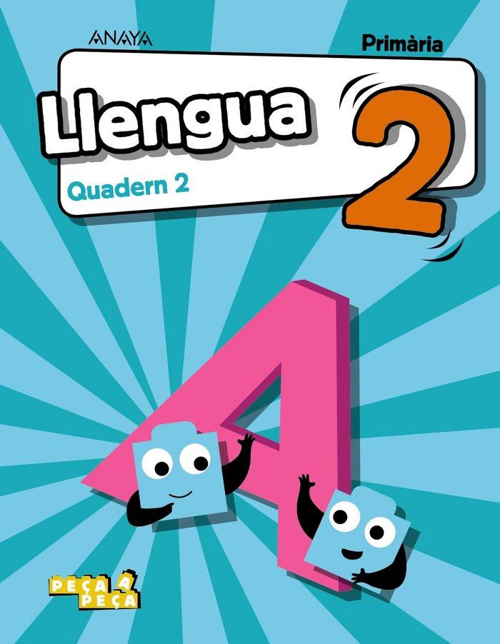 Quadern llengua 2 2ºep valencia 18 peca a peca
