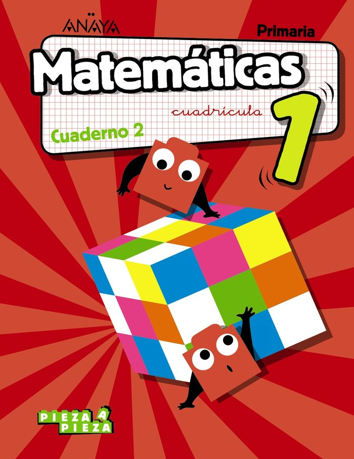 Cuaderno matematicas 2 1ºep cuadr.18 man/leo/ce/ba