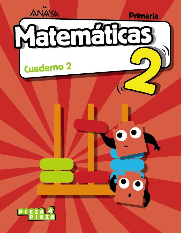 Cuaderno matematicas 2 2ºep 18 cant/ma/le/ce/ba/me