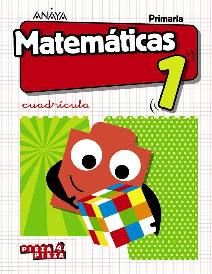 Matematicas 1ºep cuadric.madrid 18 pieza a pieza
