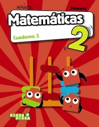 Cuaderno matematicas 3 2ºep madrid 18