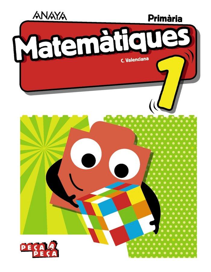Matematiques 1ºep valenciano 18 peca a peca